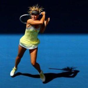Nike Maria Sharapova Ombre Tennis Dri-fit Dress